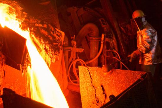 个人如何从金矿石提炼黄金-「黄金加工提纯」