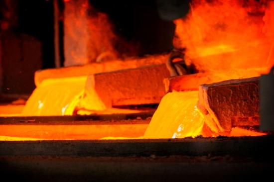 氰化渣综合回收金铁-「金水黄金回收」