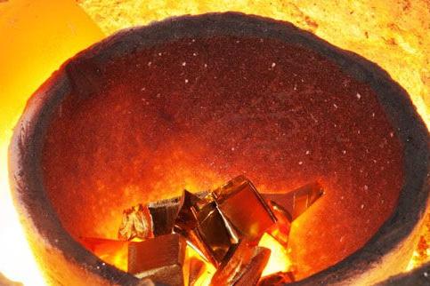 报废纯铱金粉回收-「高纯氧化铱回收」