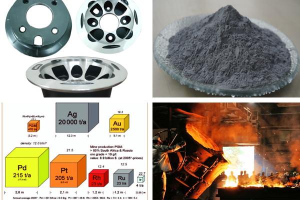 钯金回收价格多少一克-「钯碳催化剂收购」