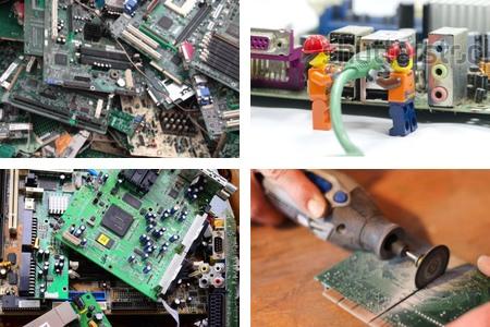 废线路板价格回收价格表及-「电路板回收」