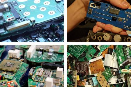 哪里回收废旧电路板之-「废旧电路板回收价格表」