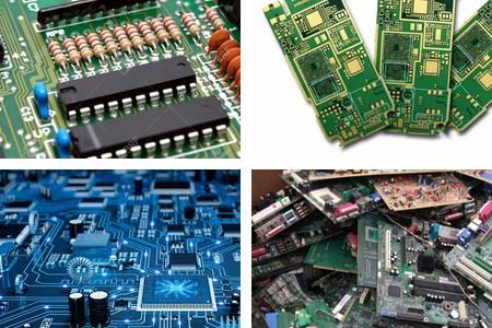 废旧电脑主板回收价格表及-「回收电路板」