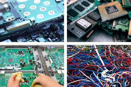 电子废弃物回收公司-「芯片回收报价」