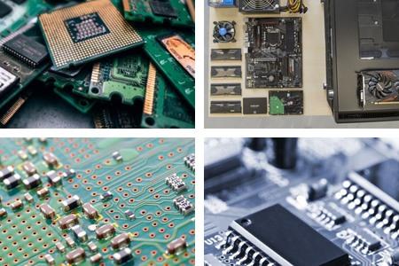 电子料IC回收-「pcb板回收价格」