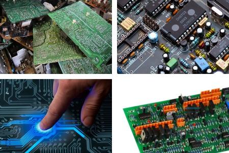 电子芯片回收公司之-「电子线路板回收」
