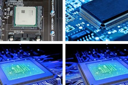 回收废芯片多少钱一斤-「回收IC芯片」