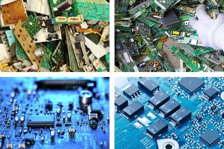 含金的电子元件怎么回收-「收购电子料」