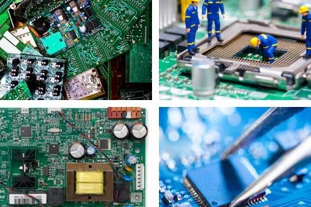 二手电子产品回收平台-「芯片回收报价」