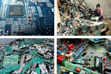 废旧电路板怎么处理之-「废旧电路板多少钱一吨」