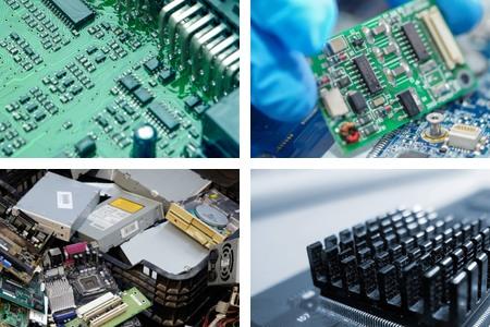 电子垃圾回收价格之-「库存ic回收」
