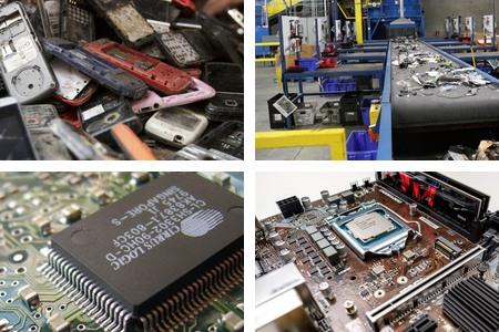 废旧电脑主板回收价格表之-「废线路板回收」