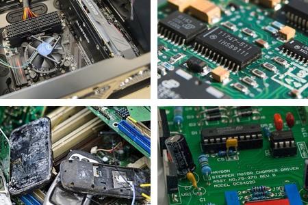 废线路板价格回收价格表-「回收内存芯片」