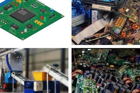 废电子线路板怎样回收之-「pcb板回收价格」