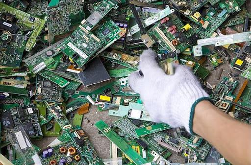 供应商回收电子物料-「回收库存电子料」