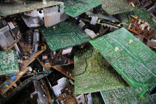 西安通讯设备器材回收-「西安通讯线路板回收」