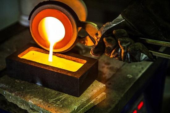 电子垃圾提炼黄金技术-「主板提炼黄金教程」