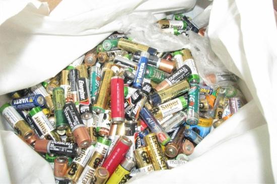 锂电池回收处理技术-「废旧锂电池」