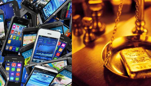 废手机怎么提炼黄金-「分享手机提炼黄金方法」