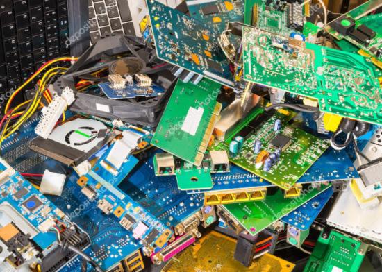 工厂电子料有没有回收-「电子废料提金」