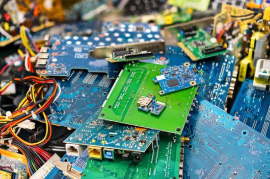工厂电子库存回收-「废旧电子材料回收」