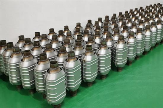 汽车排气管三元催化回收价格-「口碑好厂家」