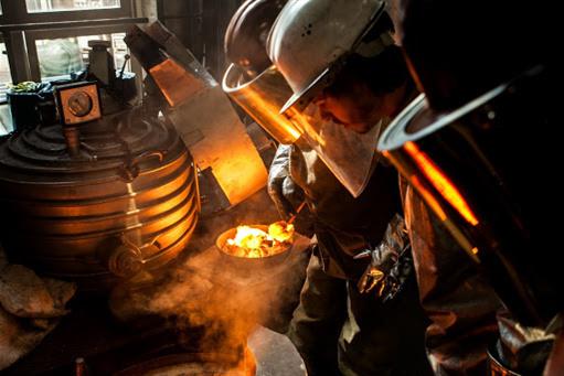 怎样自己在家熔化银-「民间土办法提纯银」