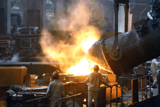 提炼白银最简单方法-「银废料回收工厂」